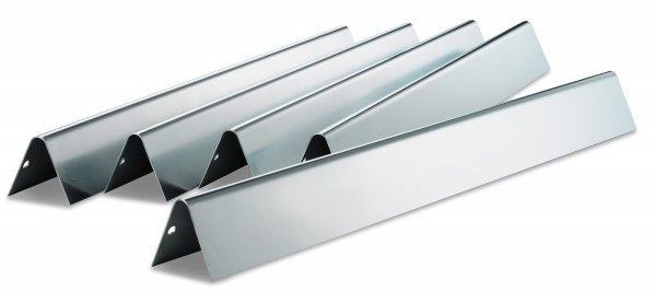 Flavorizer Bars Genesis S-300 Serie (bis 2010), Edelstahl (5er Set)