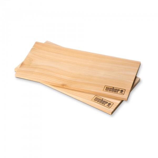 Weber Räucherbretter - Zedernholz (groß)