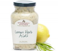Stonewall Kitchen Lemon Herb Aioli 283g