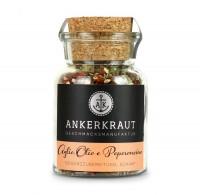 Ankerkraut Aglio, Olio e Peperoncino im Korkenglas