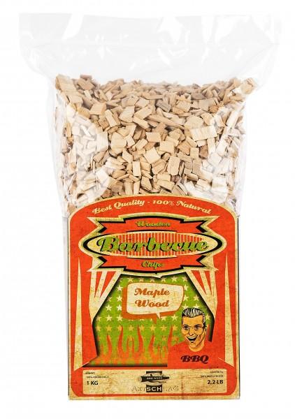 Axtschlag Räucherchips - Maple (Ahorn) 1kg