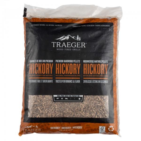 Traeger Pellets Hickory (9 kg) FSC