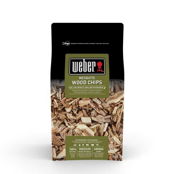 Weber Räucherchips - Mesquite (700g)
