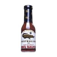 Australian Hot & Spicy BBQ Sauce 355ml