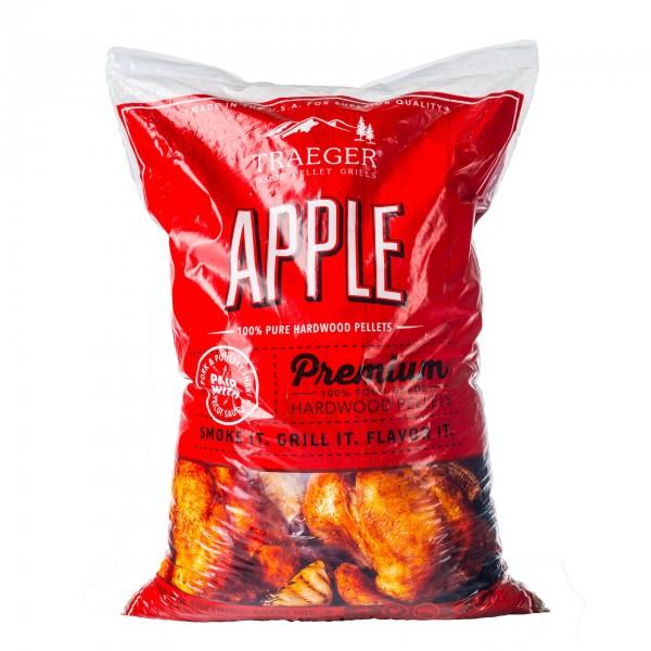 Traeger Pellets Apple (Apfel) 9kg Beutel