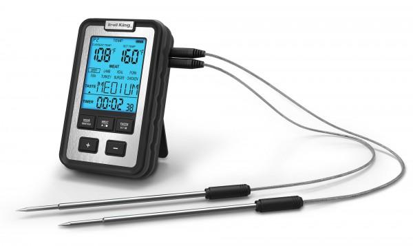 Broil King Seitenablagen Thermometer