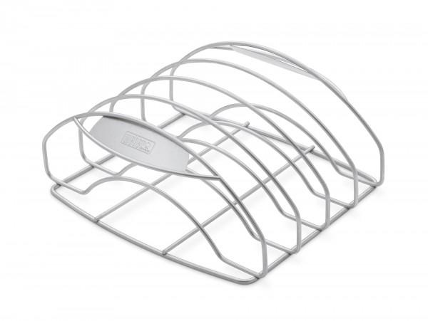 Weber Spare-Rib-Halter für 4 große Rippchen