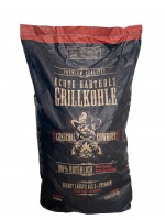 Charcoal Cowboys - Grillkohle aus Hartholz (15kg)