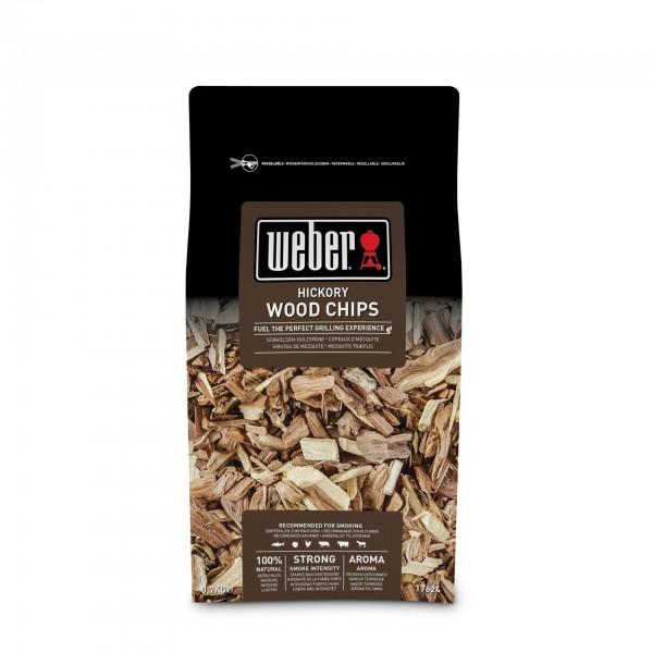 Weber Räucherchips - Hickory (700g)