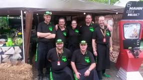 Die BBQ Greenhorns bei den Deutschen Grillmeisterschaften