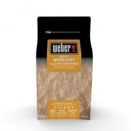 Weber® Räuchermehl Buche für Kalträuchereinheit, 500g