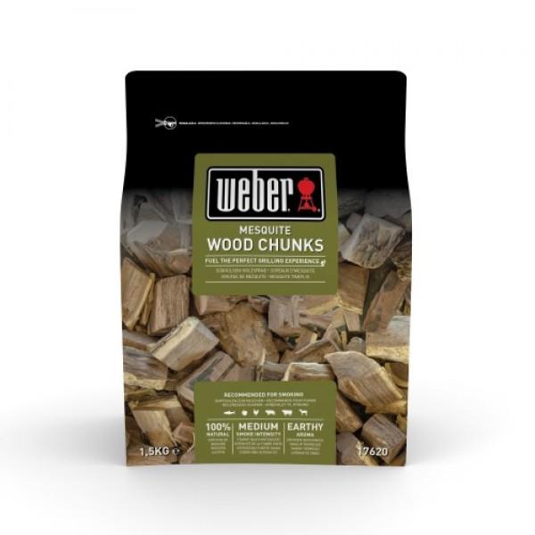 Wood Chunks Mesquite, 1,5 kg