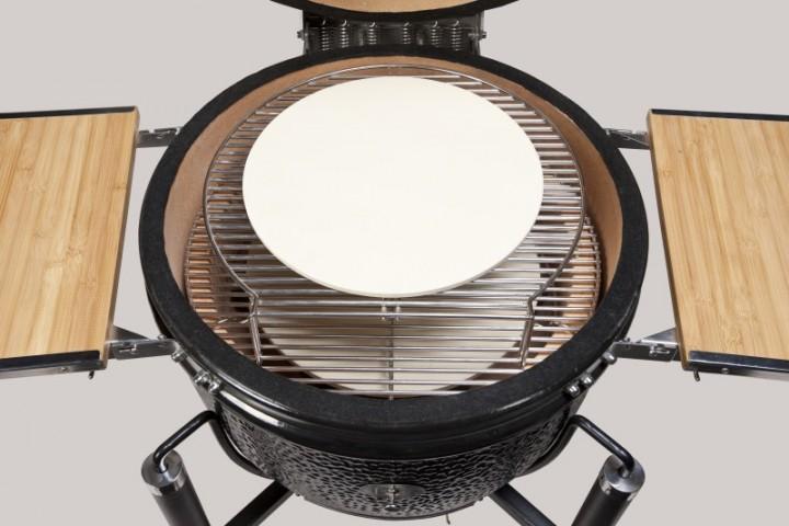Weber Elektrogrill Mit Pizzastein : Lechef pizzastein monolith grillzubehör 360°bbq das