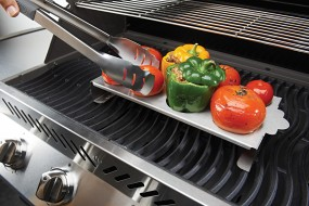 Napoleon Charcoal Professional Edelstahl Holzkohlegrill Pro605css : Napoleon grills