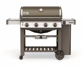 Genesis® II E-410-2017/2018 GBS Gasgrill, Smoke Grey
