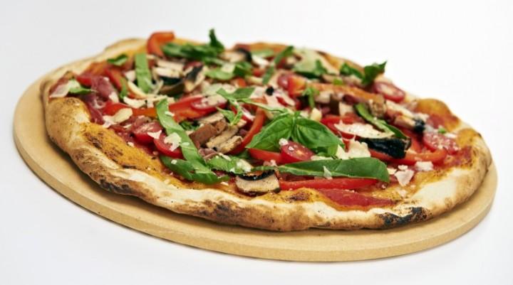 Pizzastein Single