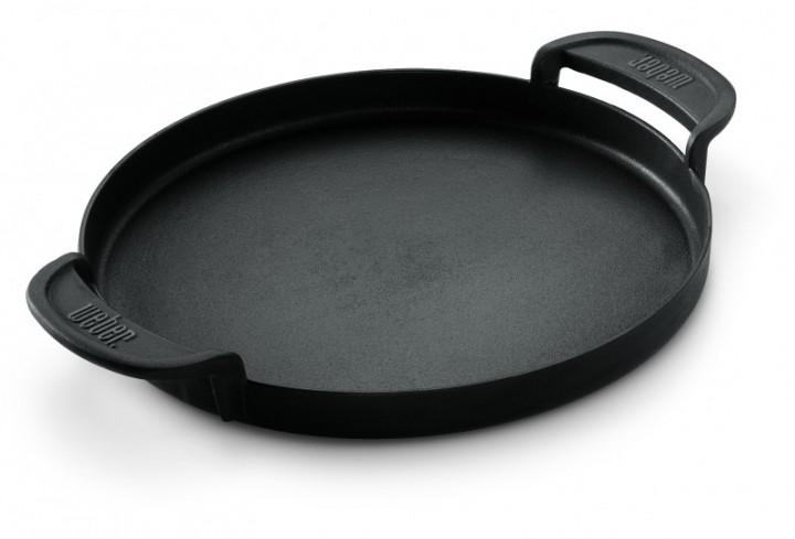 Gourmet BBQ System - Pfannen Einsatz