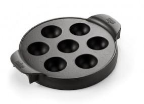 Gourmet BBQ System - Ebelskiver Einsatz