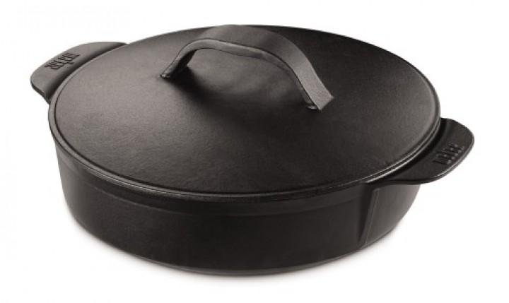 Gourmet BBQ System Dutch Oven Einsatz