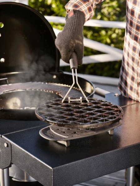 Gourmet BBQ System - Grillrostheber