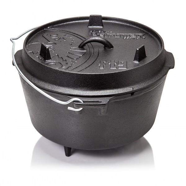 Feuertopf (Dutch Oven) ca. 8,0 l ft9